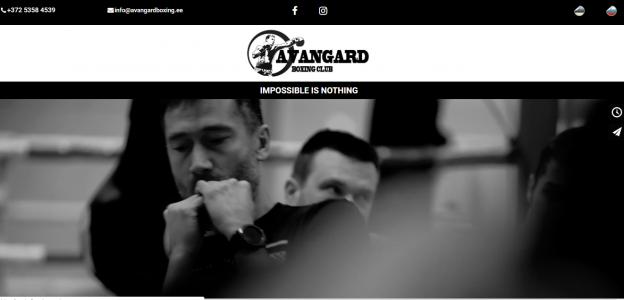 Avangard Boxing